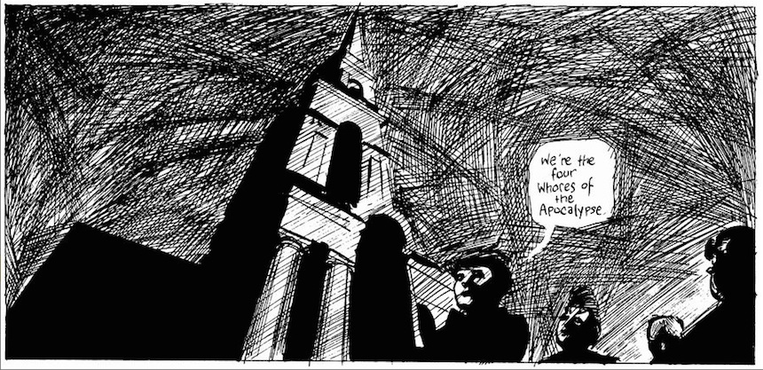 Do inferno hq alan moore