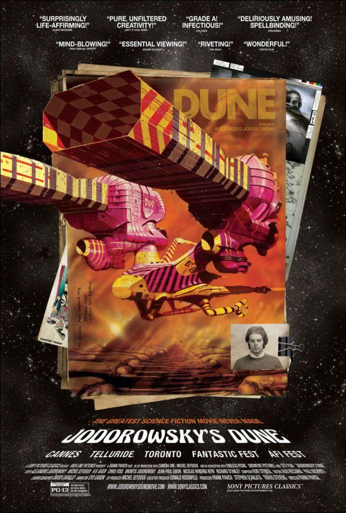 Poster do documentário de Frank Pavich